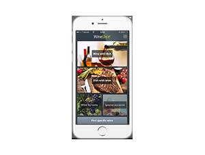WineStein Mobile app